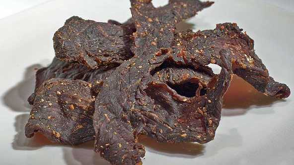 Sukuti is Nepal's answer to beef jerky and a flavorful snack