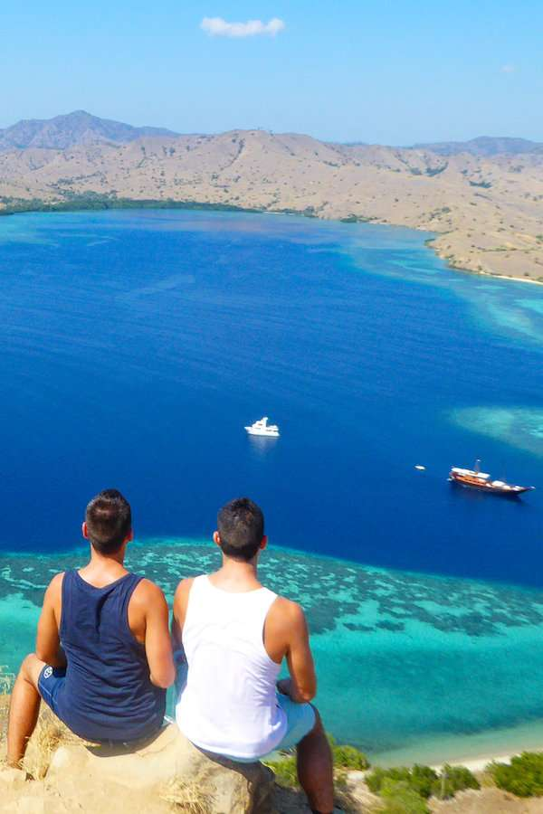 Here's our gay guide to Labuan Bajo, the main town on Flores Island in Indonesia