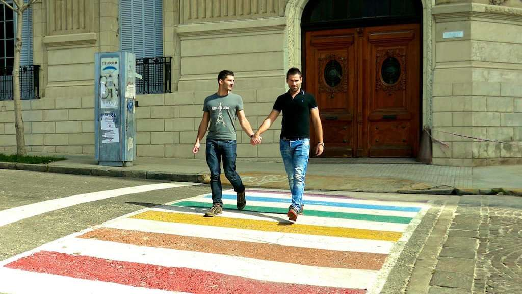 Argentina is the most gay friendly country in Latin America and one of the best in the world