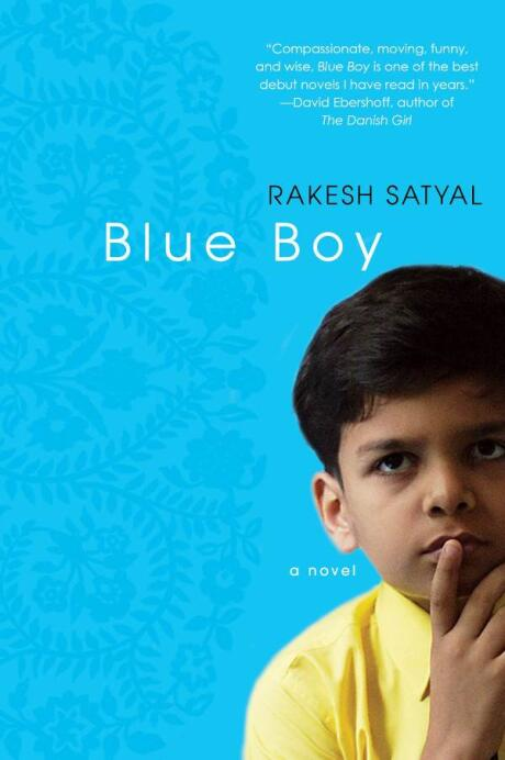 Blue Boy is about gowing gay in an indian centric society