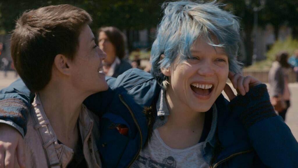 The story of two lesbian girls falling in love in high school