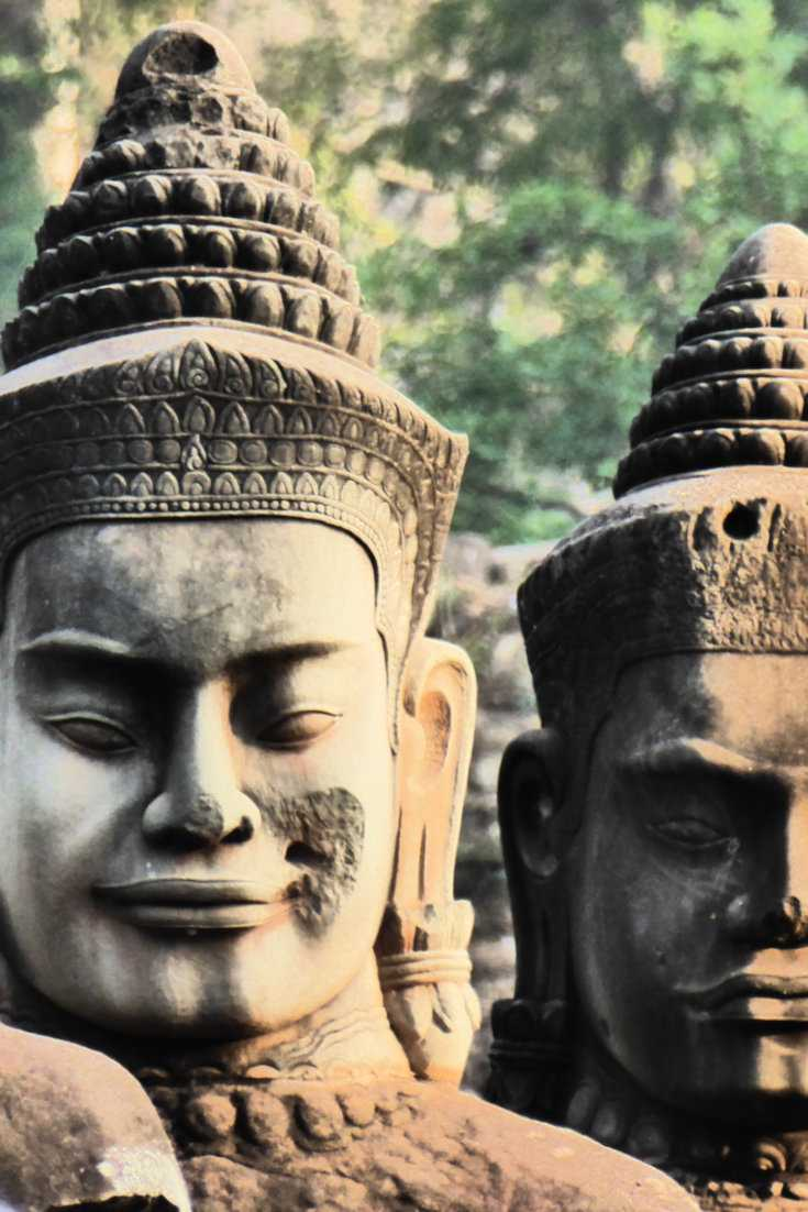 Learn our favorite fascinating facts about the country of Cambodia