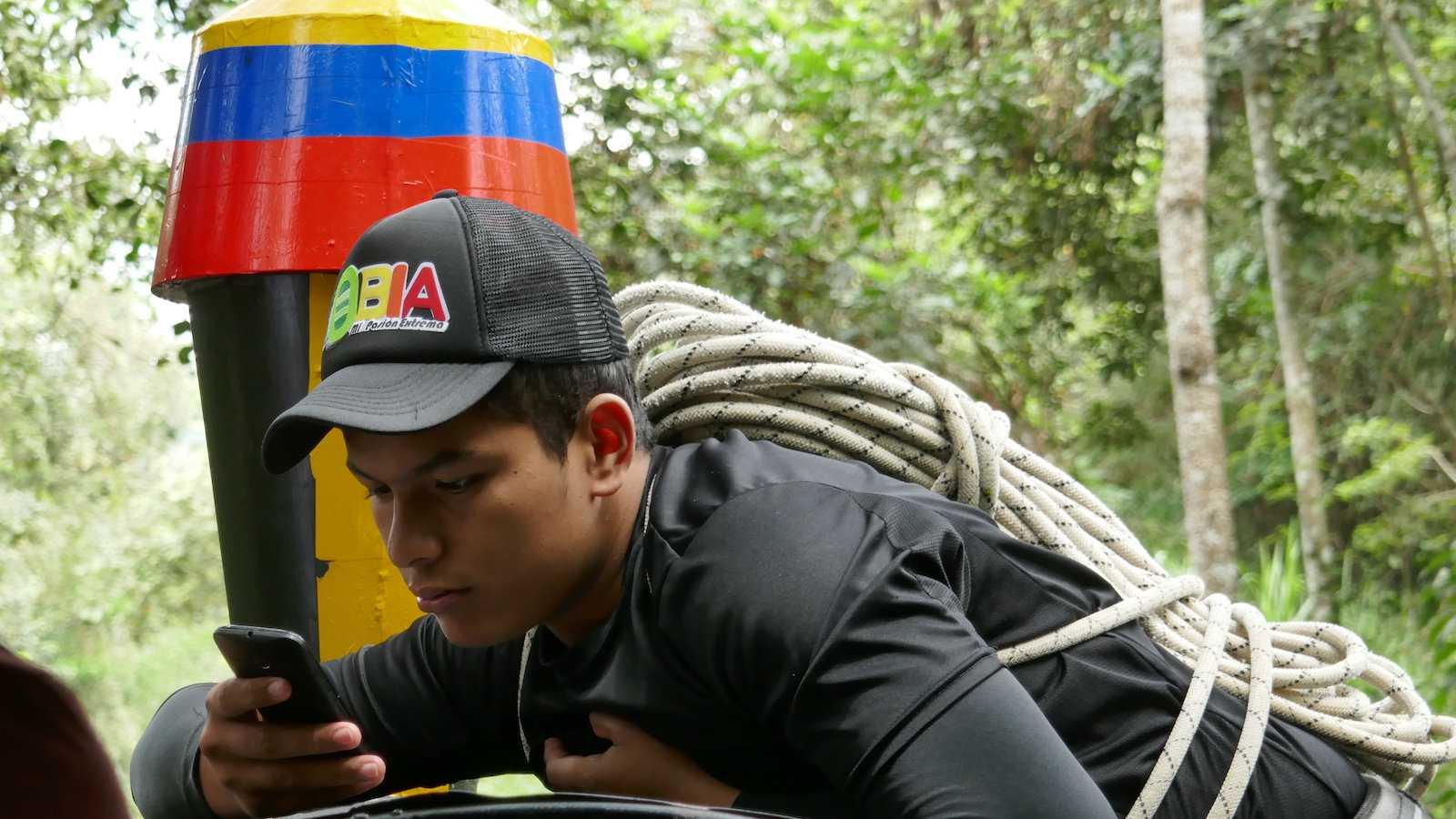 Devido à sua localização no equador, a Colômbia não apresenta estações distintas