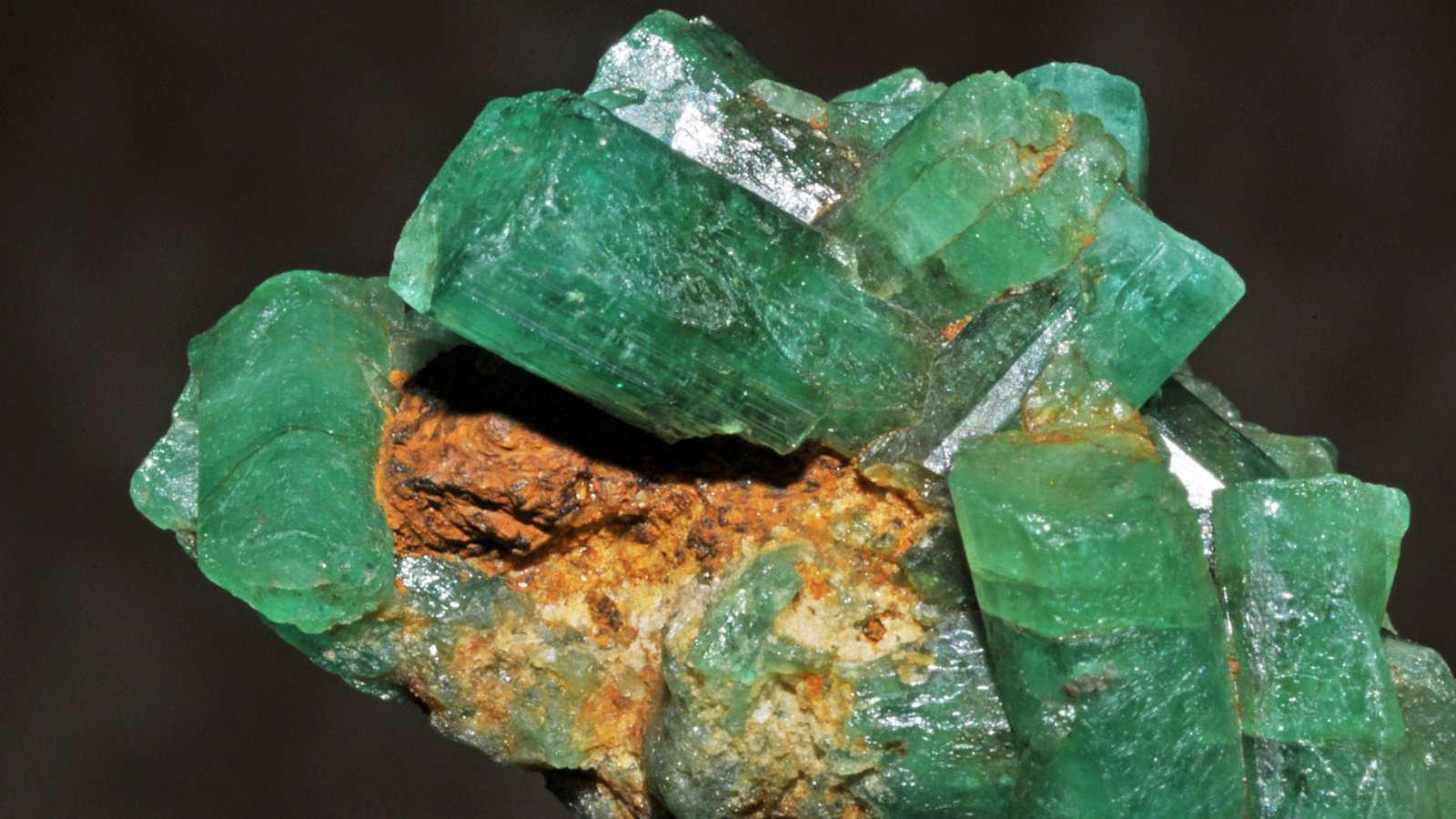 As mais (e melhores) esmeraldas do mundo são extraídas da Colômbia