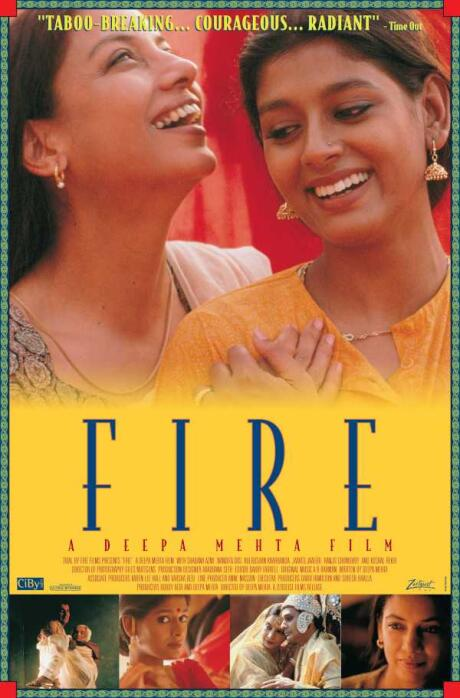 One of the rare bollywood movies showcasing the love between two women