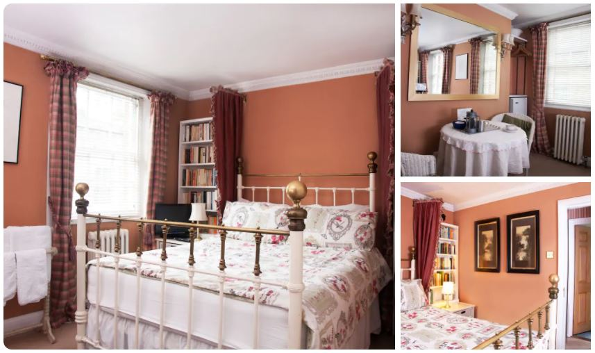 We love this romantic gay Airbnb in the heart of London