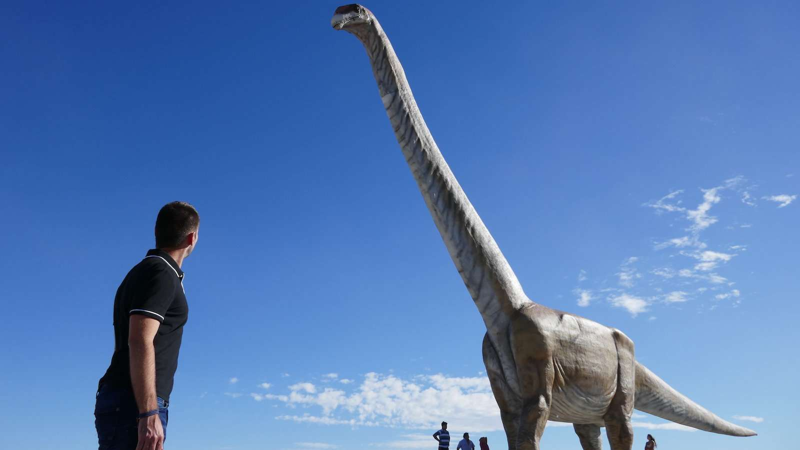 Muitos dos maiores dinossauros já encontrados foram descobertos na Argentina