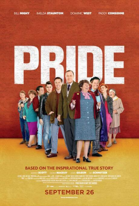 Pride tells the touching story of gay boy Mark Ashton and other LGBTQ activitsts in the 80s
