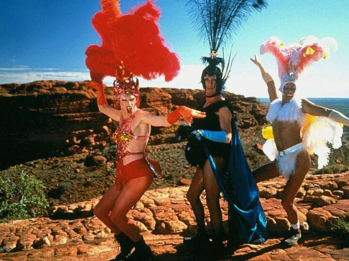 3 Queens in the desert is one of the most fascinating gay stories to watch
