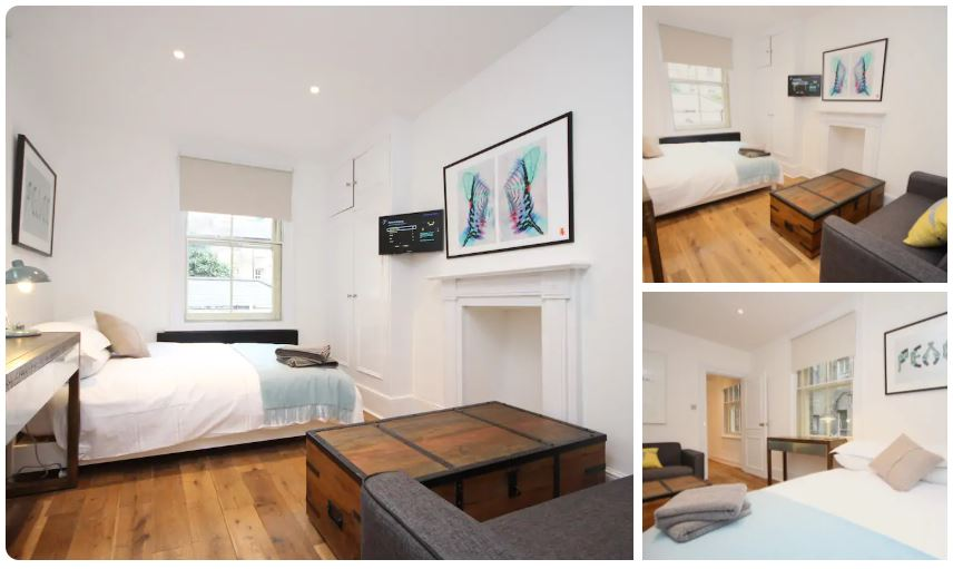 If you stay at this gay Airbnb in London you'll be in the heart of the gay scene!