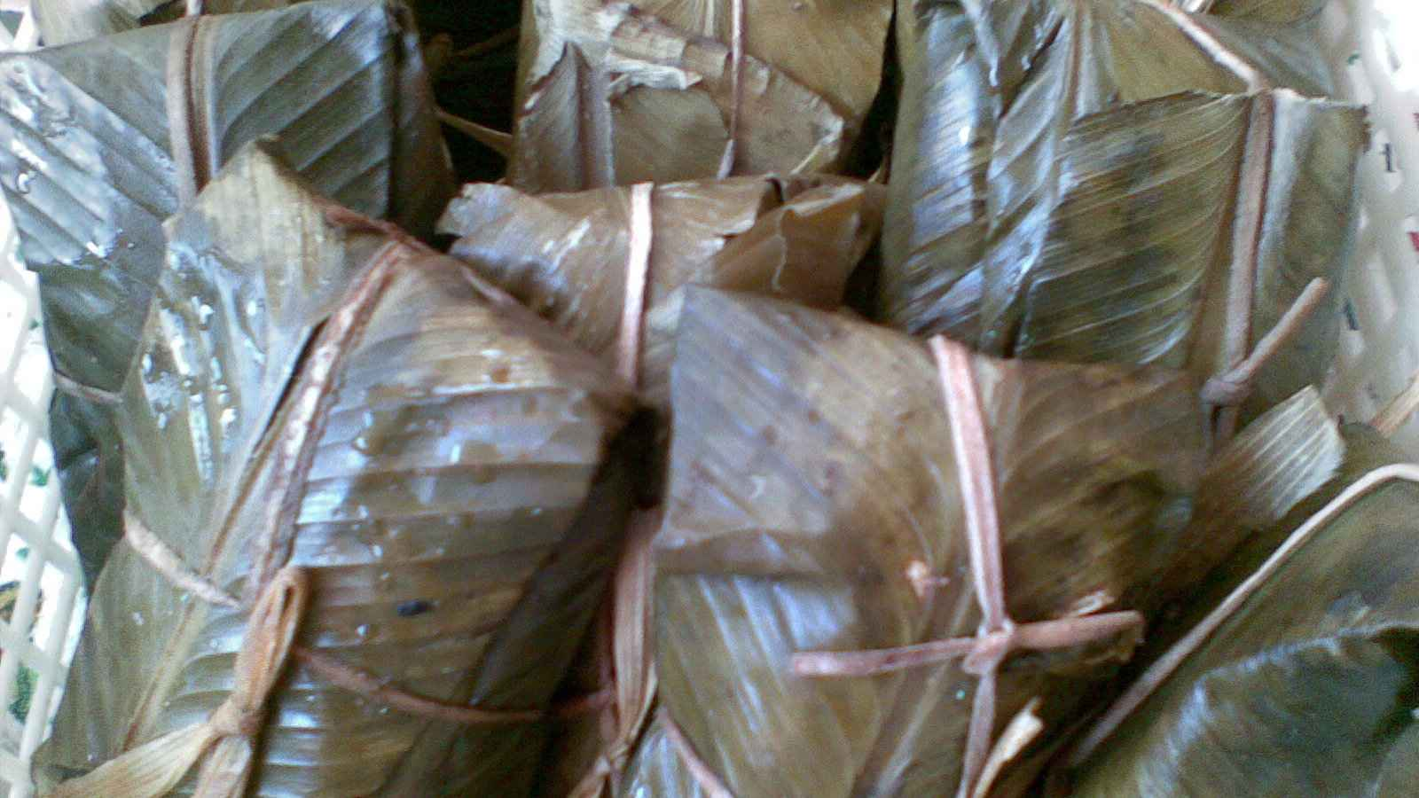 Colombian tamales are like the Mexican version, but with many variations throughout the country