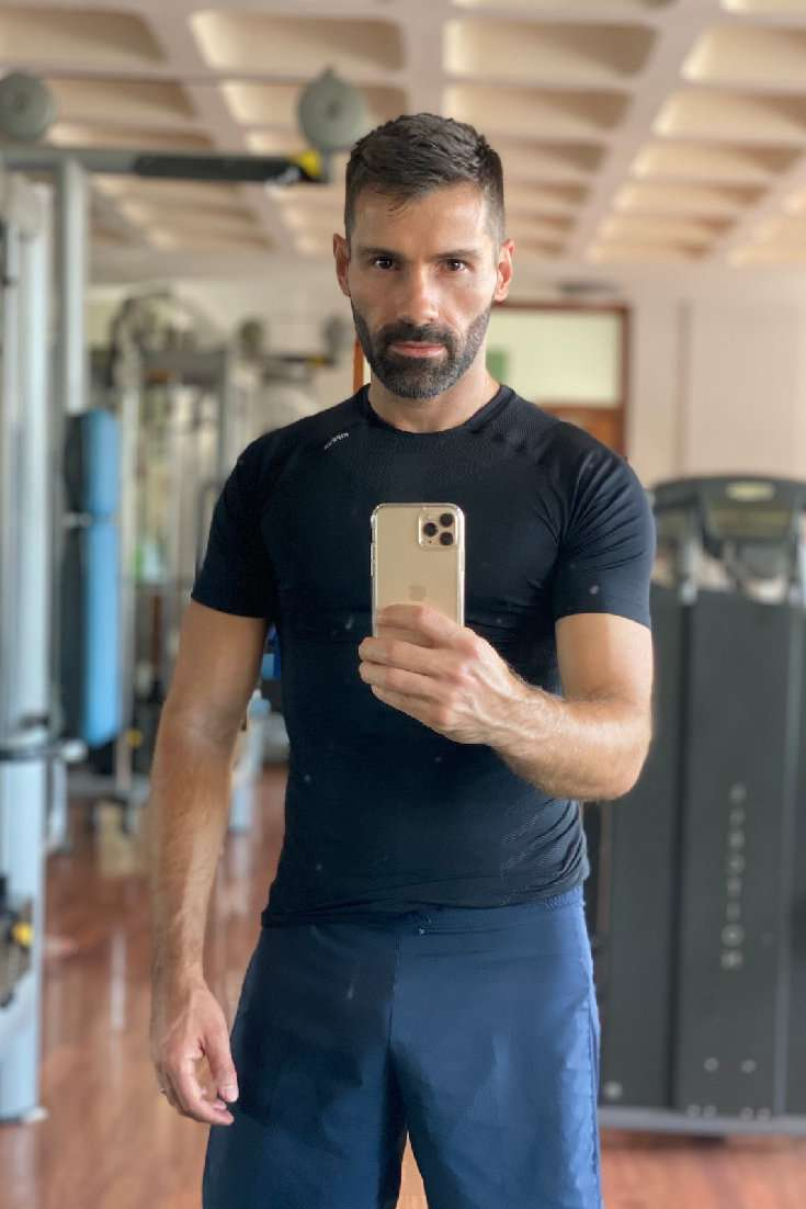 Check out our favorite gay personal trainers who will keep you fit online