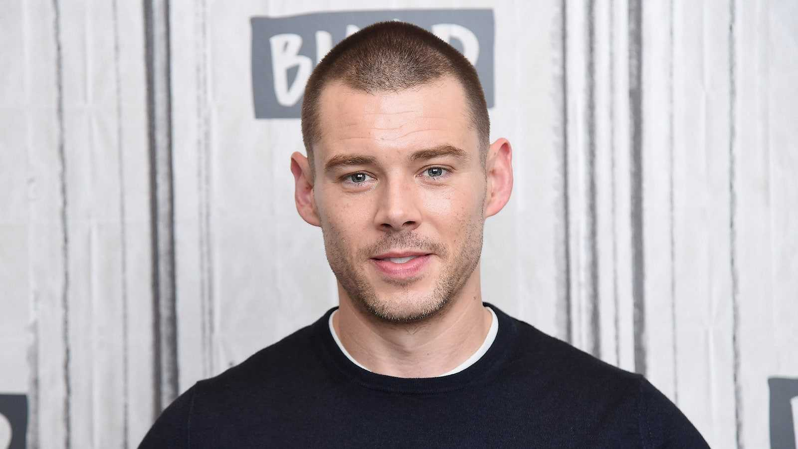 Brian J. Smith is an openly gay actor who got his big break in Sense8