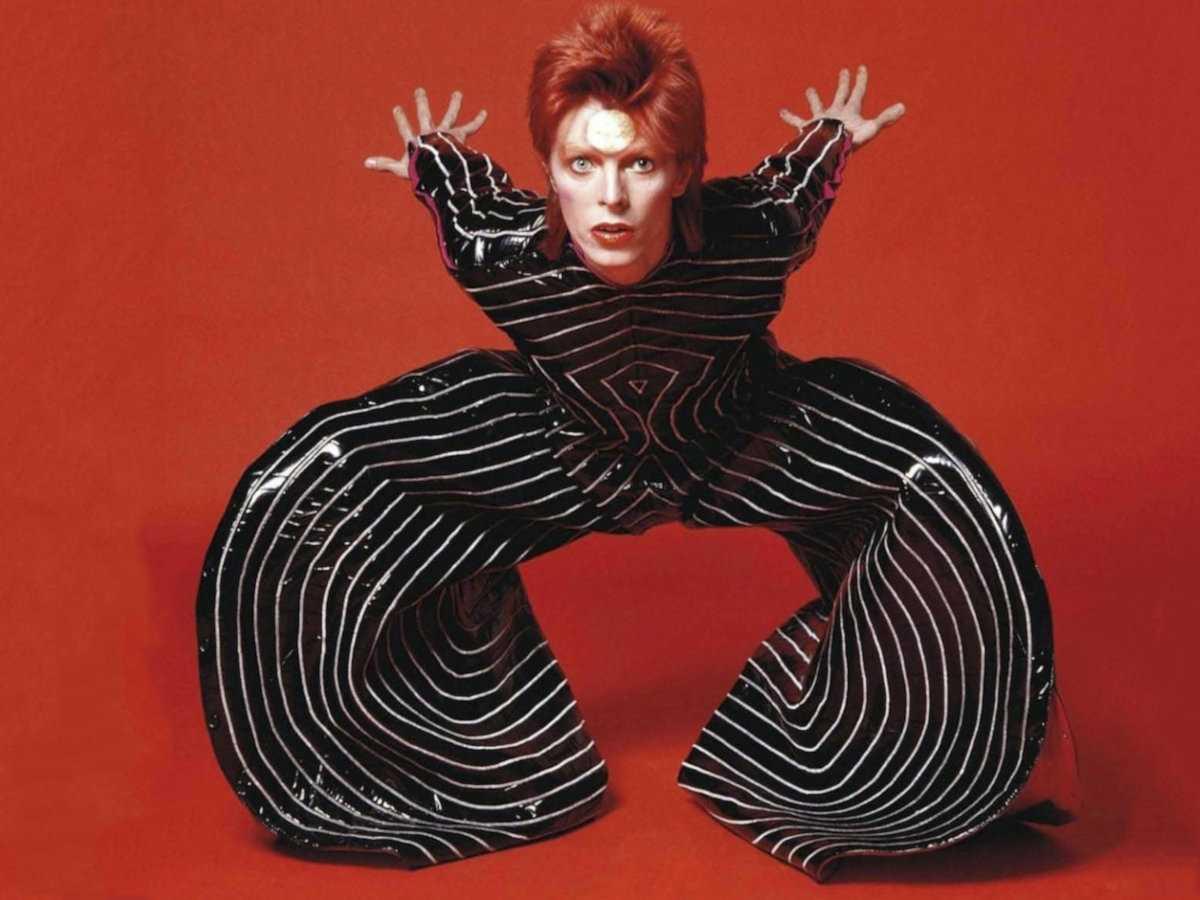 David Bowie foi um artista incrível e um ícone gay para muitos