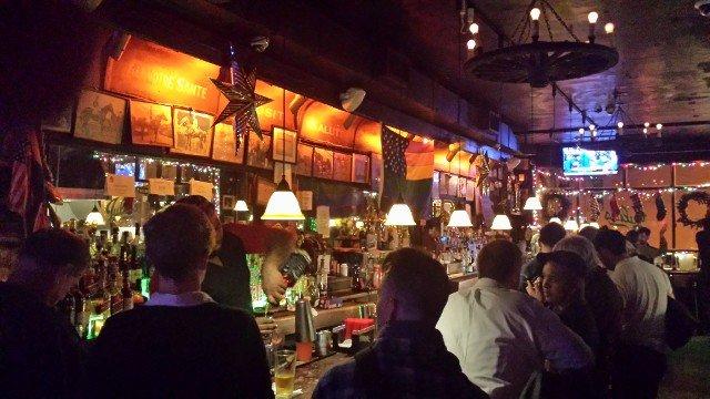 Julius 'Bar é um dos bares gays mais antigos da cidade de Nova York