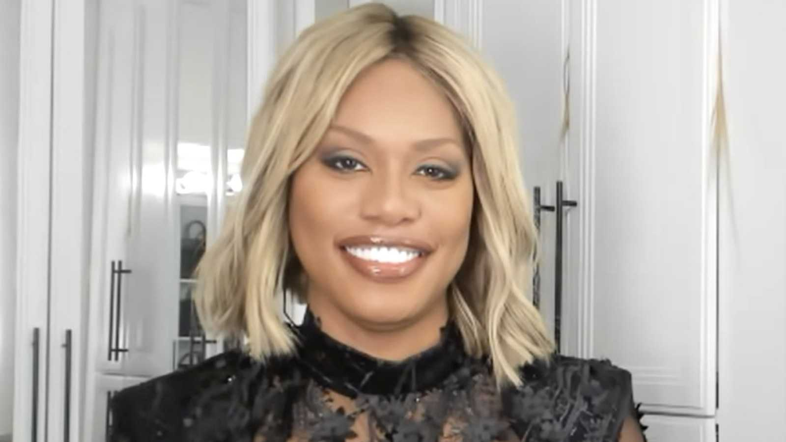 Laverne Cox is a trans actress that has done much for the LGBTQ community in her work