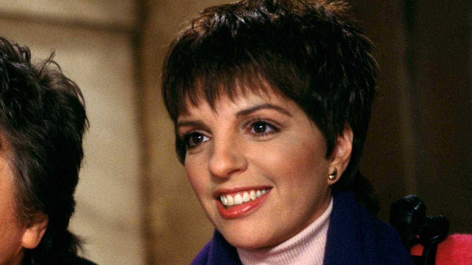 Embora Liza Minnelli não seja gay, ela se tornou um ícone gay para muitos fãs por seu apoio à comunidade LGBTQ