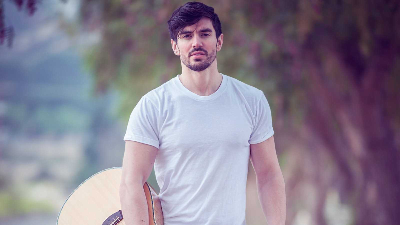 Steve Grand is one of the hottest gay singers and a great example of diversity in country music