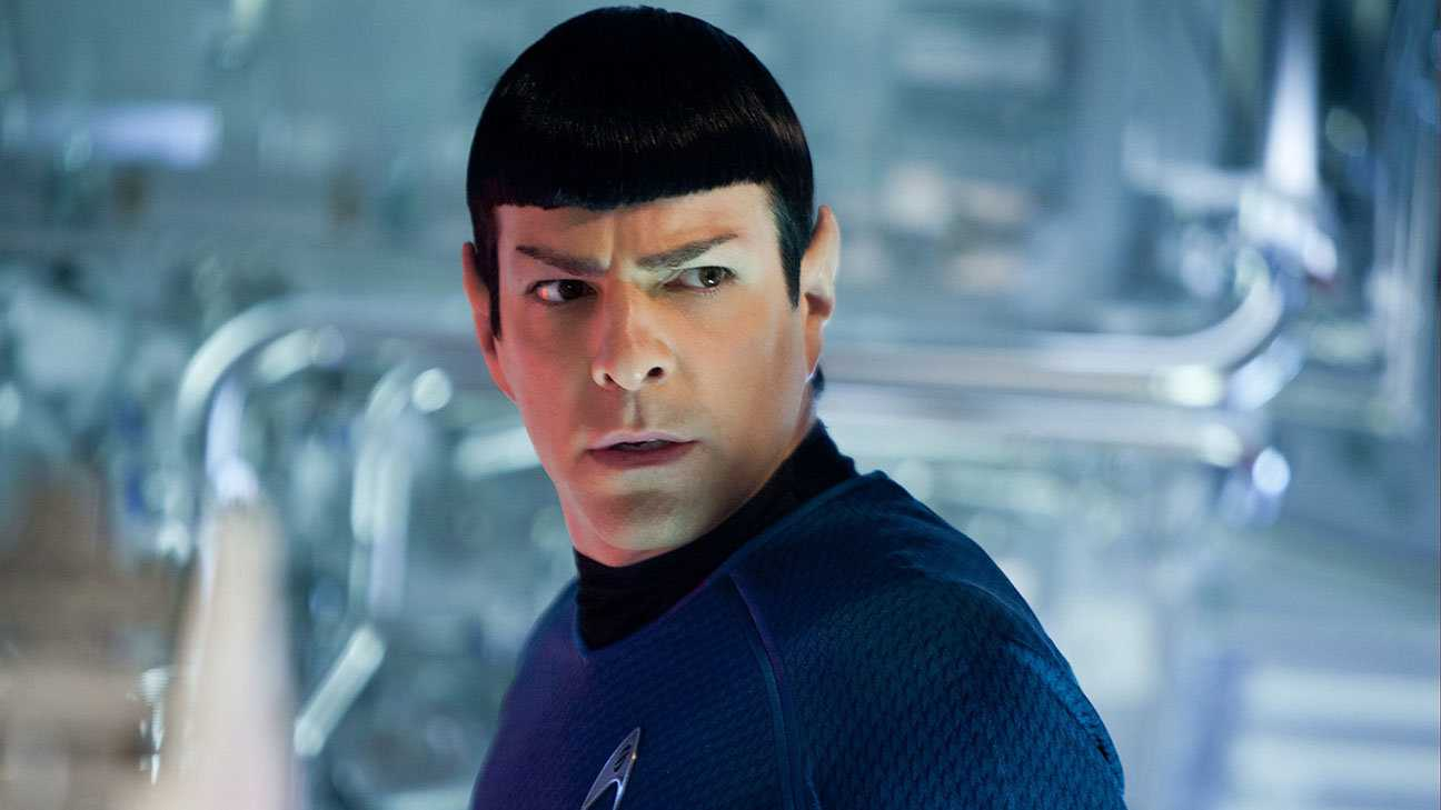 Zachary Quinto is a well-known gay actor, having starred in Heroes and playing Spock in the newest Star Trek films