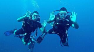 These are the best gay scuba trips and liveaboard holidays for the gays who like to get wet!