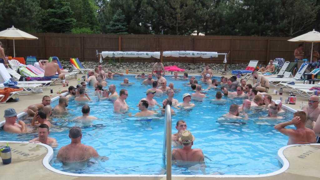 Campit é um dos melhores acampamentos gays dos EUA