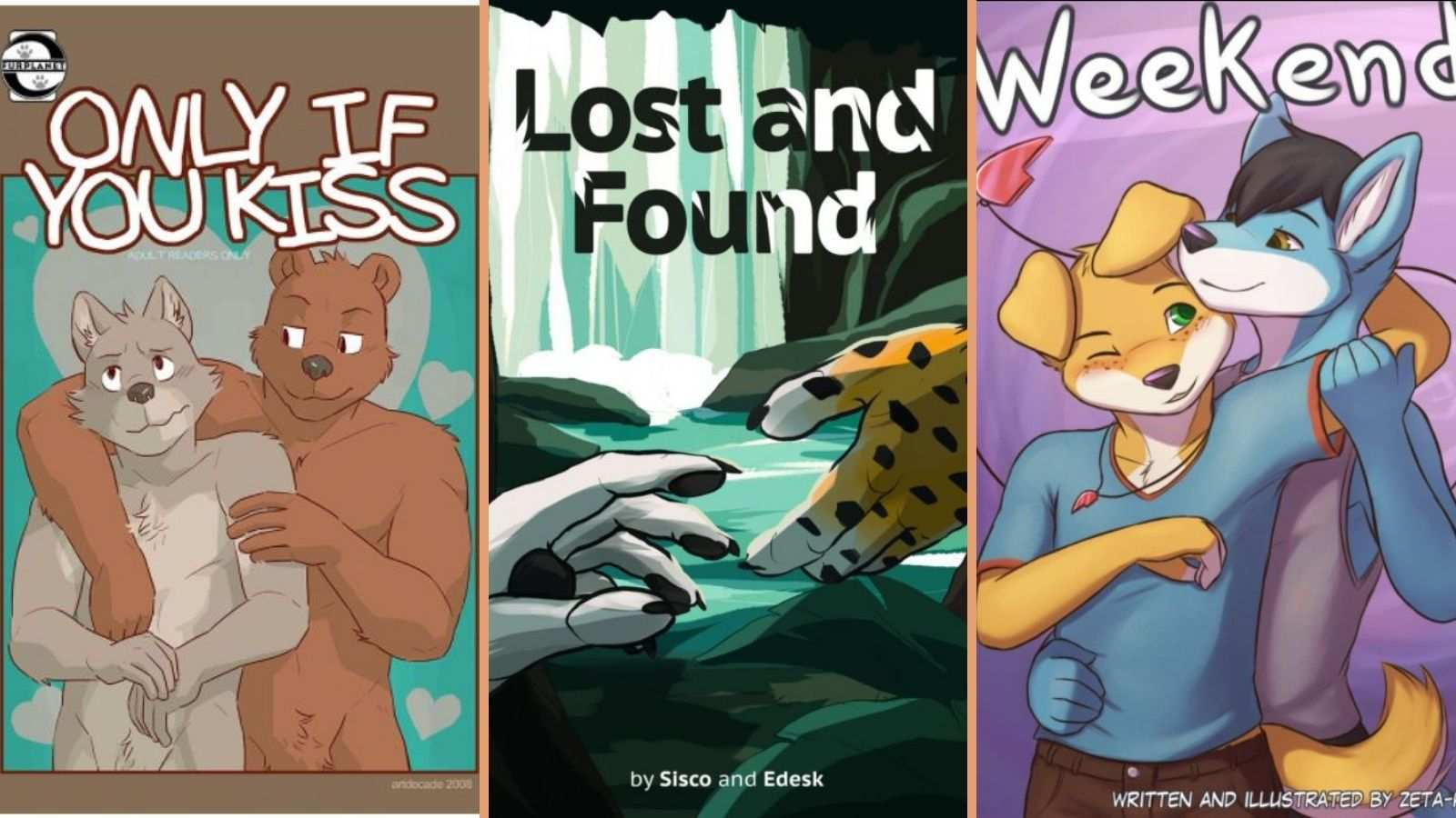 Our favorite gay comics to read