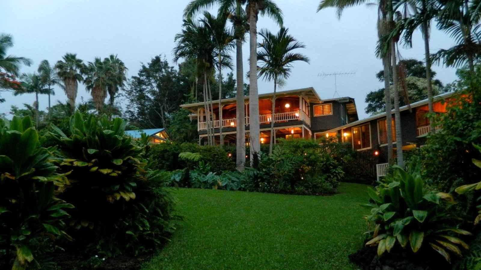 Kane Plantation é um local lindo e gay para suas férias no Havaí