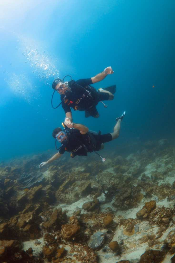 These are the best gay scuba diving trips and liveaboards around the world for you to make a splash!