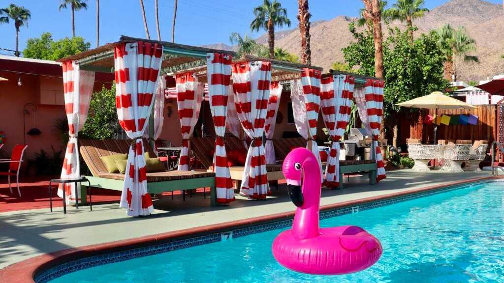 Tortuga del Sol é um resort gay divertido e acessível em Palm Springs
