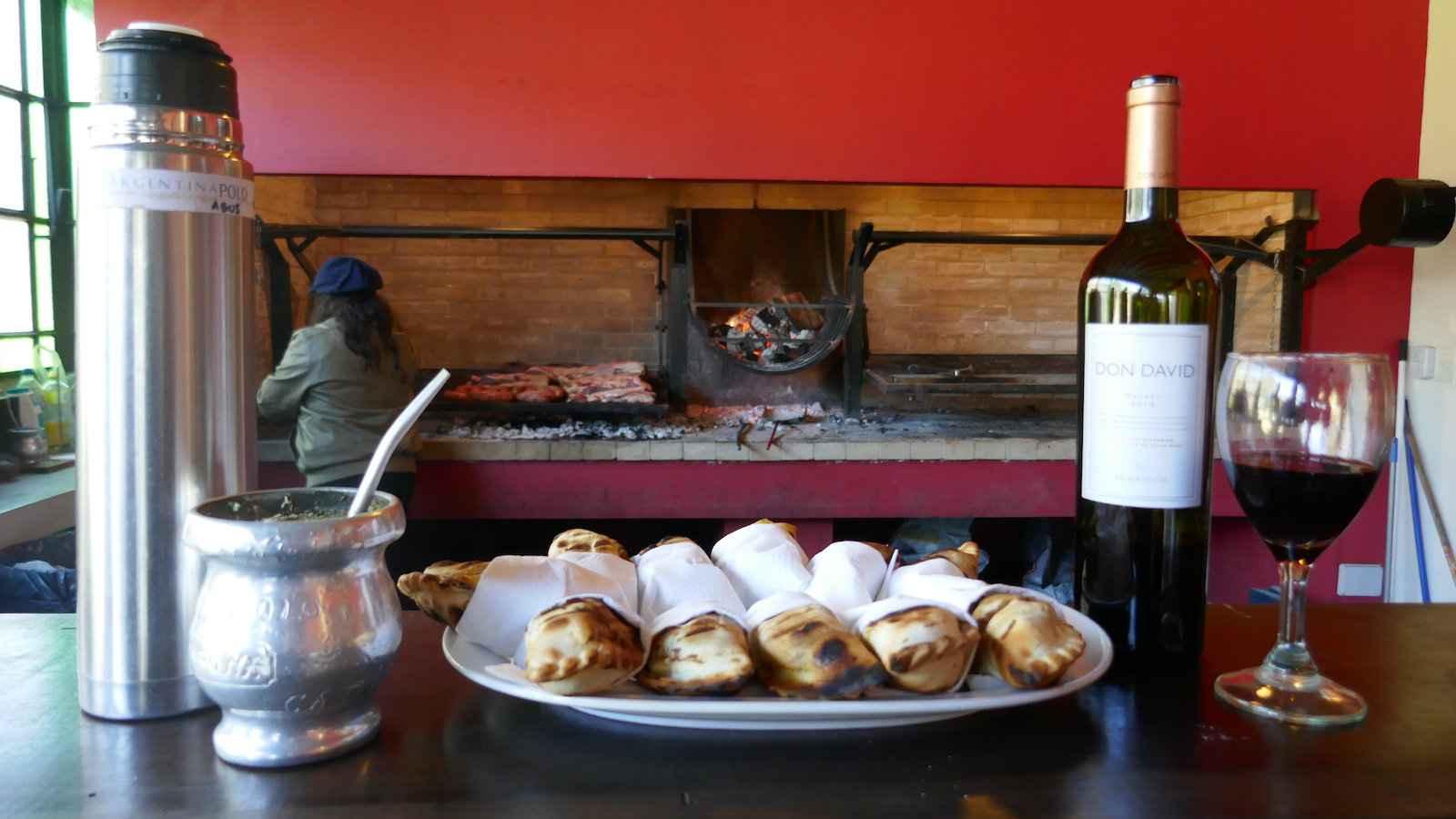 A culinária argentina foi influenciada por muitas culturas, principalmente espanhola e italiana