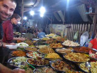 These are our favorite street foods to try while you're in Laos