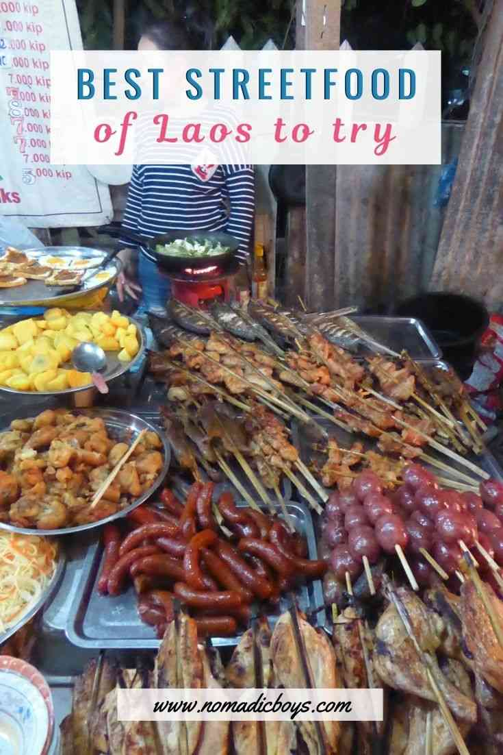 Check out the best street food of Laos to try if you're in the country!