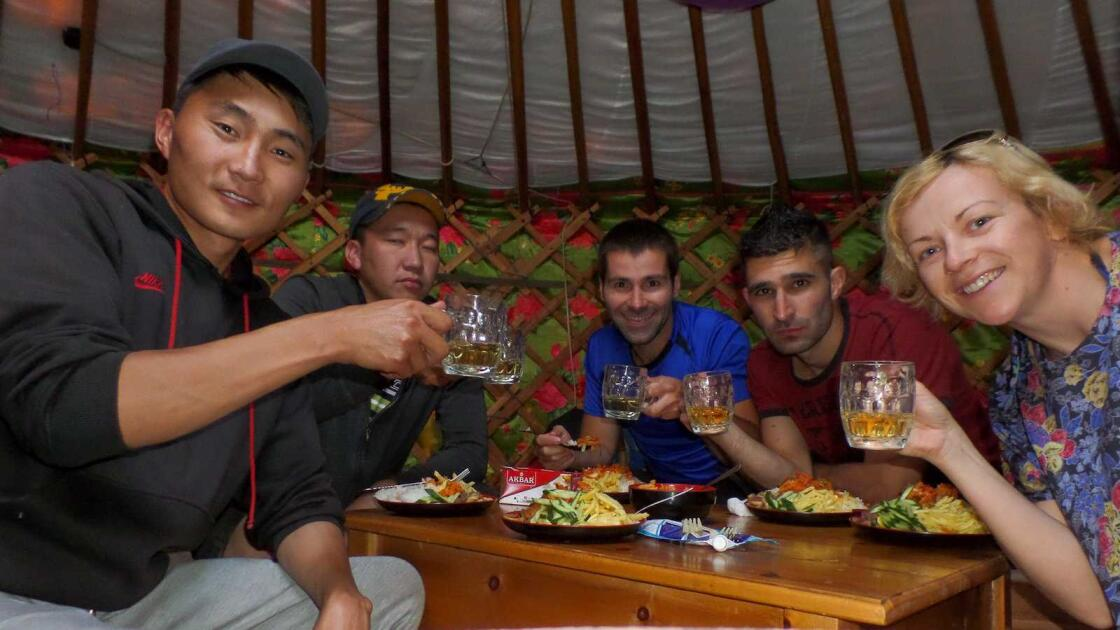 Top 10 Mongolian traditional foods – all tried and tested!