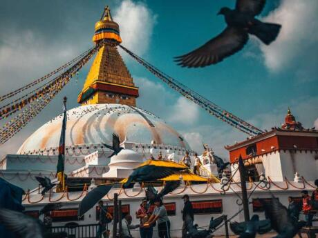 Bhouda Stupa is one of the most important Buddhist sites in Kathmandu and a must-see