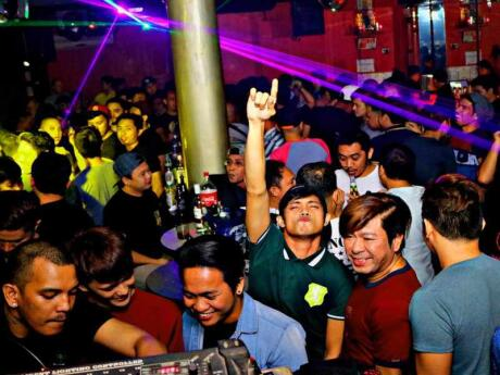 Che'lu Bar is one of the longest-running and most popular gay bars in Manila's Malate district