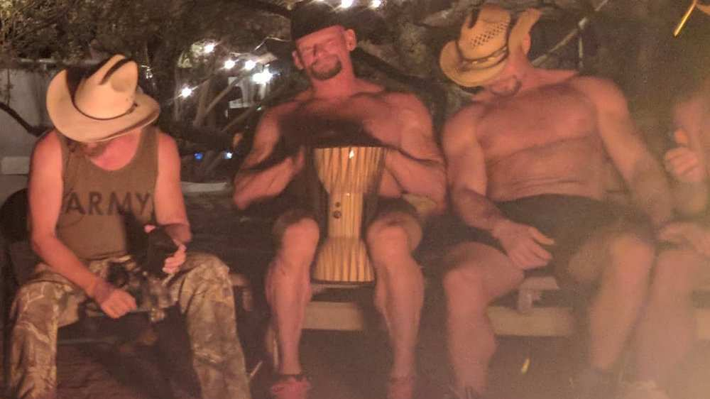 Feel like a cowboy in the desert at Copper Cactus Ranch, a gay campground in the USA