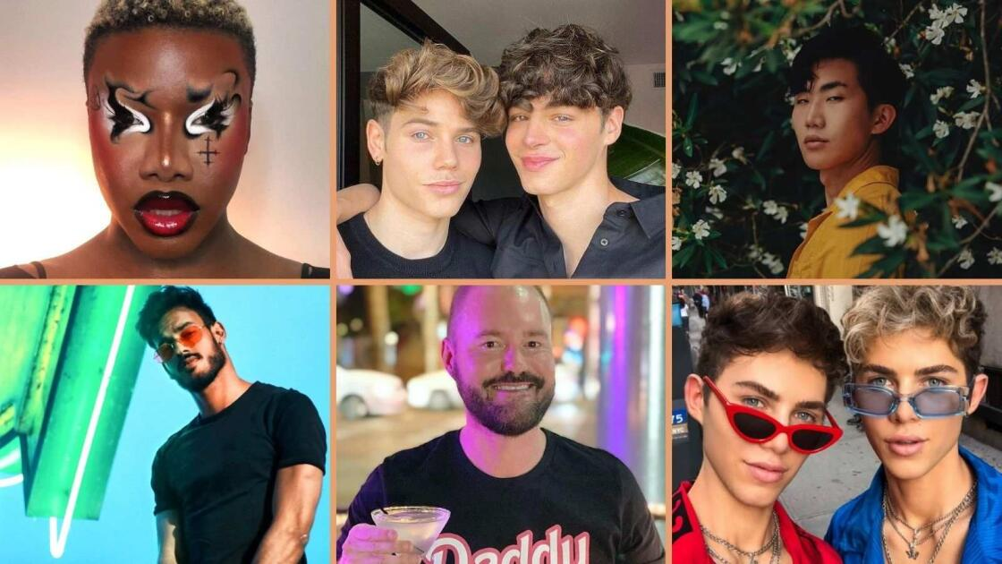 Gay TikTok: top 10 influencers to follow in 2021
