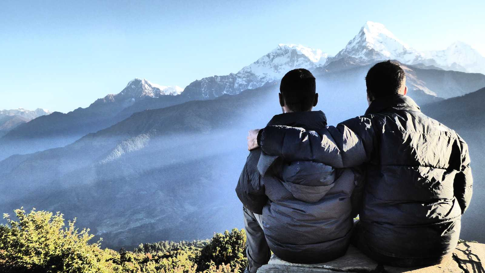 Local boy Tilak tells us what life is like in Nepal growing up gay