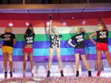 O Bar is an awesome gay nightclub in Manila for dancing and watching drag shows
