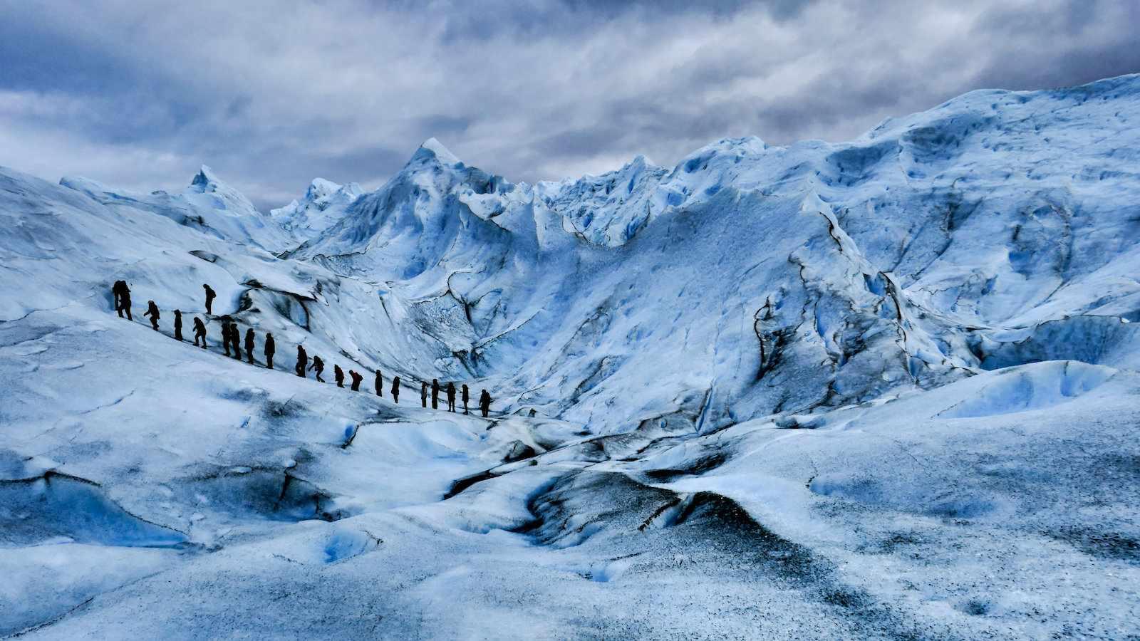 A real highlight of visiting Patagonia is hiking the Perito Moreno glacier