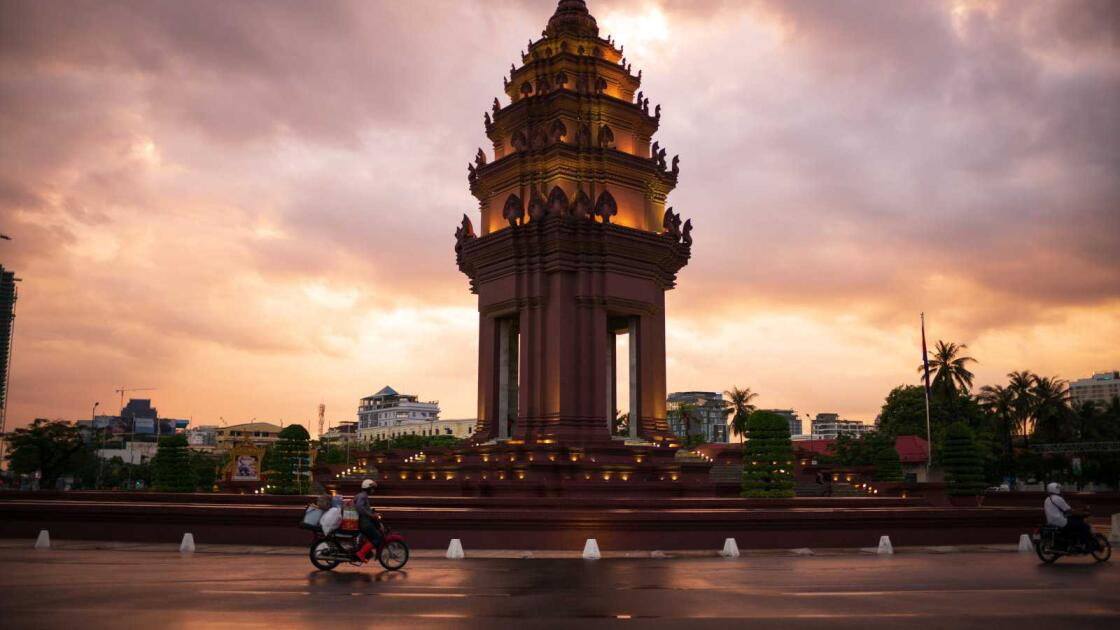 How many days in Phnom Penh? 2 days detailed Itinerary