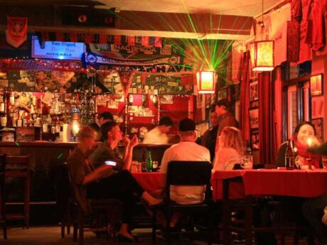 Tom and Jerry's is a gay friendly and fun bar in Kathmandu