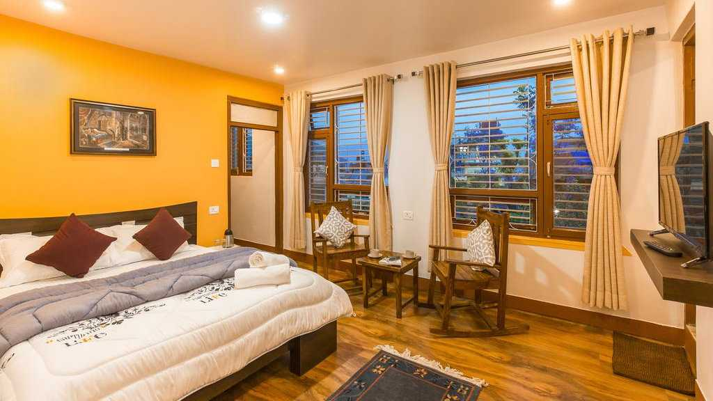 Zostel Kathmandu is a great spot to stay in the city on a budget and meet other fun travelers