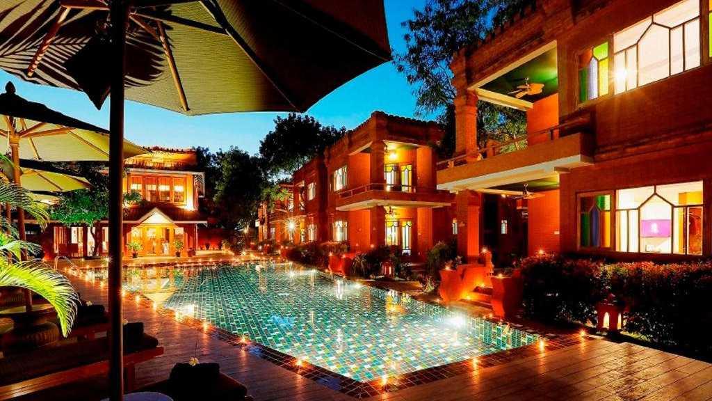 The Ananta Bagan is a fabulous luxury hotel for travelers to Bagan in Myanmar