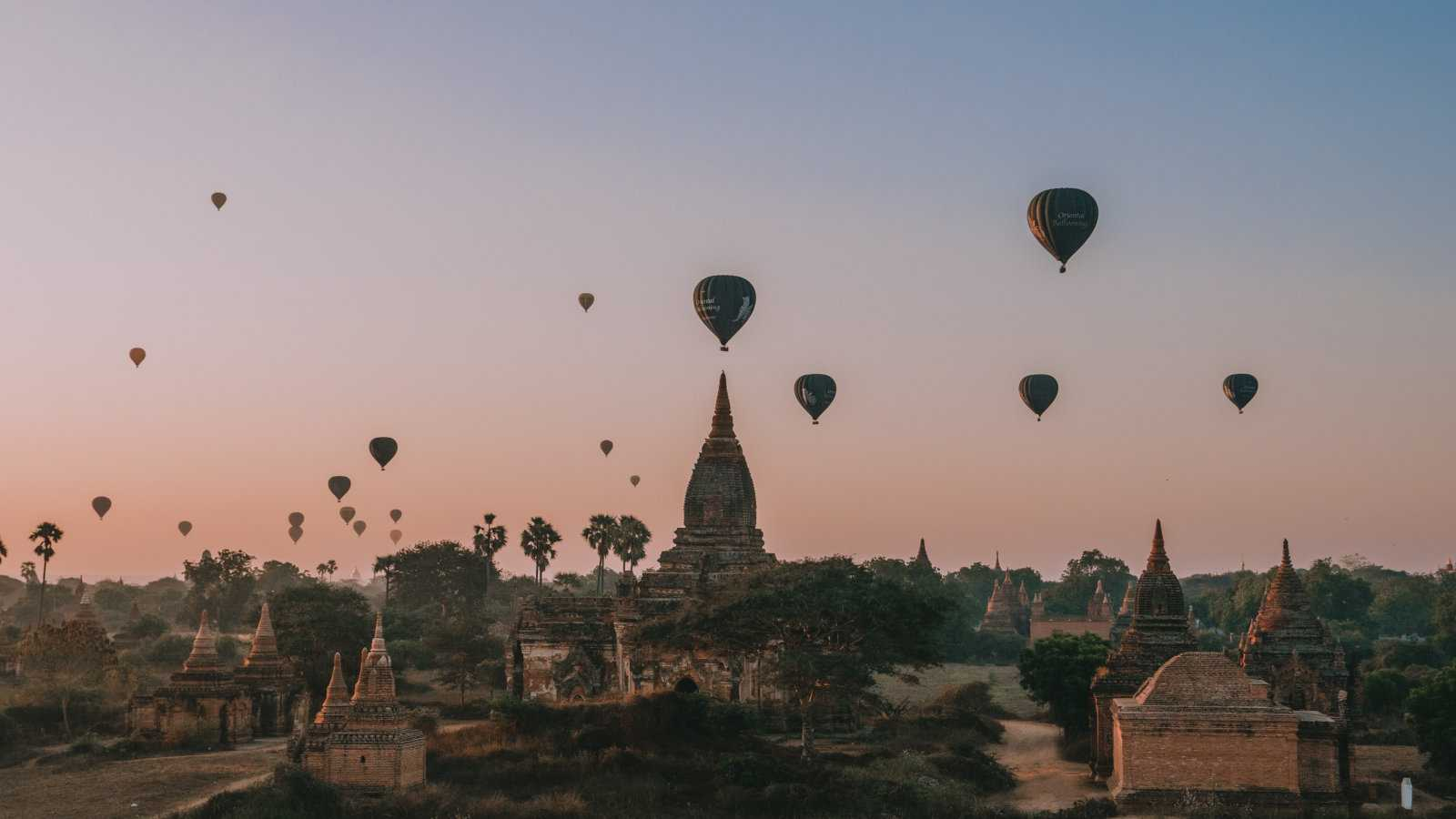 Find tours and activities to do in Bagan, Myanmar