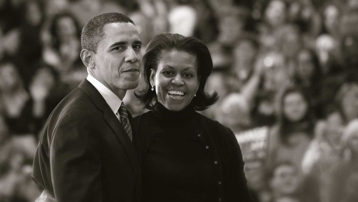 Former US President Barack Obama and his wife Michelle are both staunch gay allies