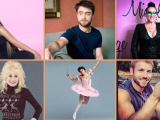 Famous gay allies who have been helping and supporting the LGBTQ community over the years