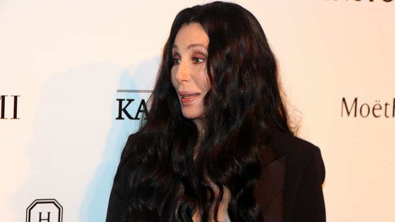 Singer Cher is a gay icon and a famous gay ally