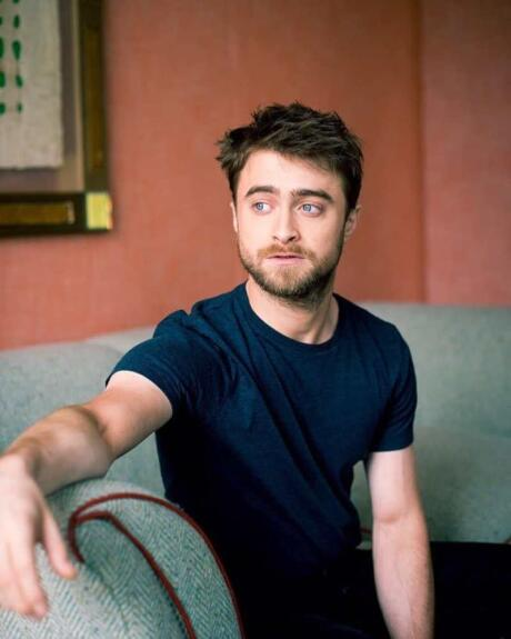 Daniel Radcliffe found fame as Harry Potter and is also an ally to gay and trans people