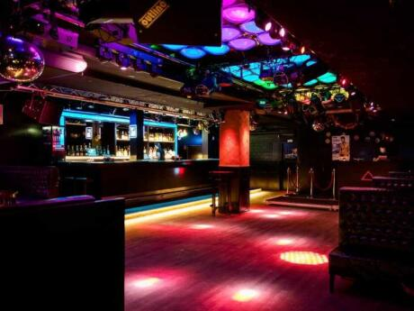 Heaven is the most popular gay club in Zurich, only open on Saturday nights!